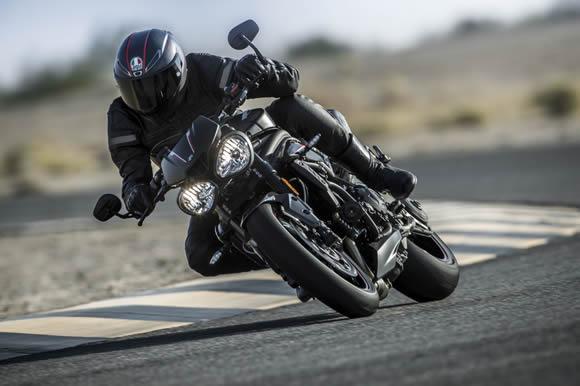 NEW Speed Triple RS 販売価格/デリバリー開始時期決定!!