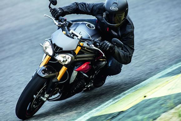 新型スピードトリプルシリーズ発表